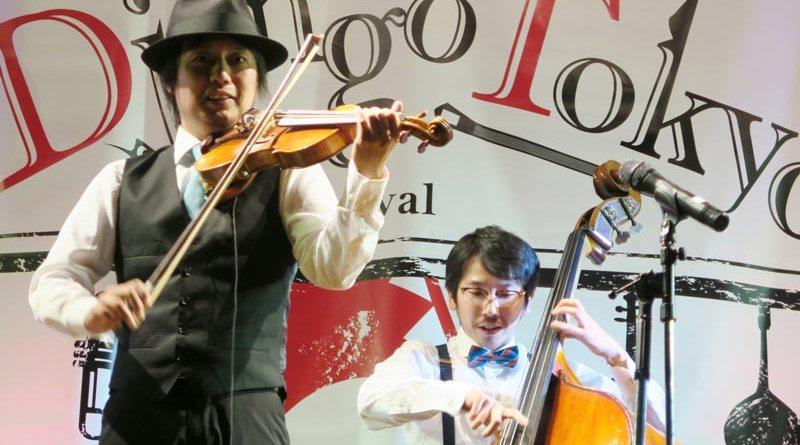 Kitatoko Sotaro 北床宗太郎 专访 Django Tokyo Eliza Wong Jazzespresso