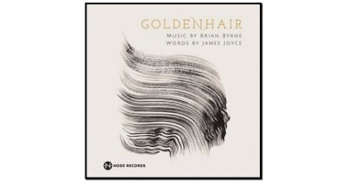 Brian Byrne, Goldenhair, Node, 2017 jazzespresso Jazz
