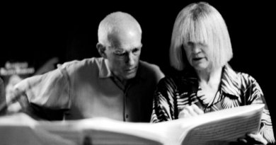 卡拉與史提夫的輕鬆聊 Carla Bley and Steve Swallow in Conversation