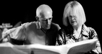卡拉与史提夫的轻鬆聊 Carla Bley and Steve Swallow in Conversation