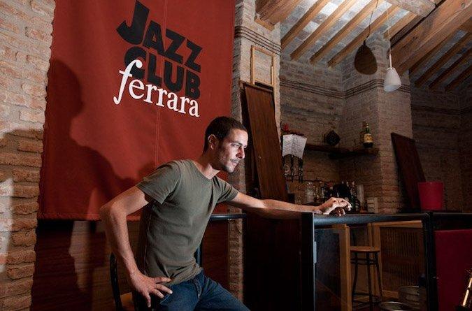 Ferrara Jazz Francesco Bettini Entrevista Luigi Motta Jazzespresso