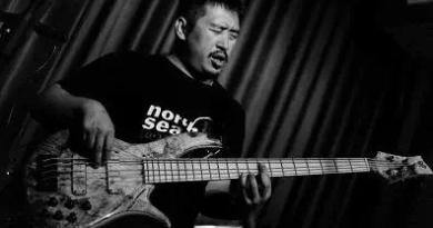 Interview 任宇清 Ren Yuqing 专访 Iug Mirti Jazzespresso
