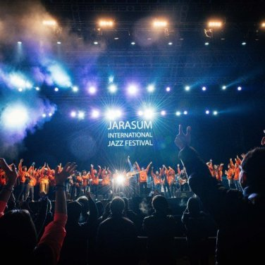 Jarasum international Jazz festival © Jack An