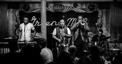 鹿特丹爵士音樂節 Rotterdam Jazz Festival 2017 - Jazzespresso Jazz espresso