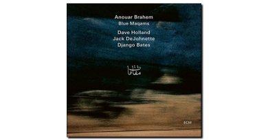 Anouar Brahem, Blue Maqams, ECM, 2017 - jazzespresso Jazz Espresso es