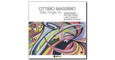 Ottimo Massimo, Tella Tingia Te, Alfa Music, 2017 - jazzespresso zh