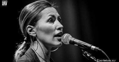 Jazz Cat Club Ascona, Serena Brancale - Live Reportage Luca Vantusso