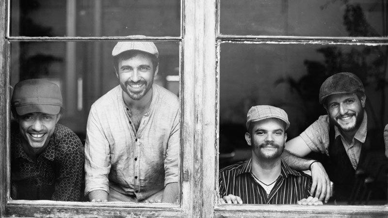 aupa quartet 訪問 jazzespresso jazz espresso rossato