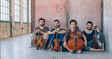 Aupa Quartet © Lydia Cazorla