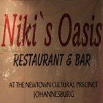 Niki's Oasis Lounge & Restaurant - Johannesburg