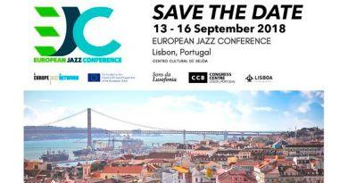 European Jazz Conference 2018, Lisbon, Portugal - Jazzespresso en