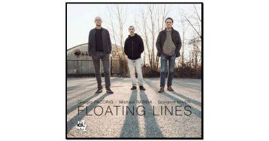 Pacoring, Maier, Rabbia, Floating Lines, CAM Jazz, 2017 - Jazzespresso tw