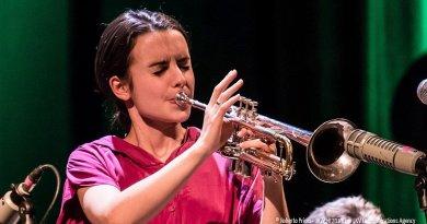 Andrea Motis 专访 jazzespresso jazz espresso Eliza Wong