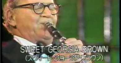 Benny Goodman, Sweet Georgia Brown, Live @ Budokan, Japan, 1980