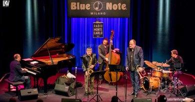 Blue Note en Milán Claudio Fasoli Jazzespresso Live Reportage Vantusso