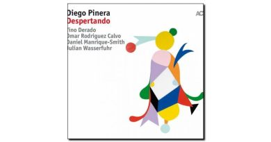 Diego Pinera - Despertando - ACT, 2017 - Jazzespresso es