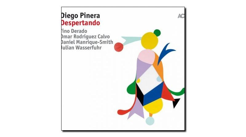 Diego Pinera - Despertando - ACT, 2017 - Jazzespresso en