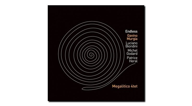 Gavino Murgia Megalitico 4et - Endless - Abeat, 2017 - Jazzespresso es