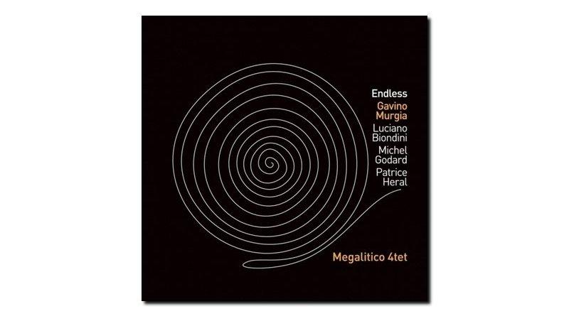 Gavino Murgia Megalitico 4et - Endless - Abeat, 2017 - Jazzespresso en