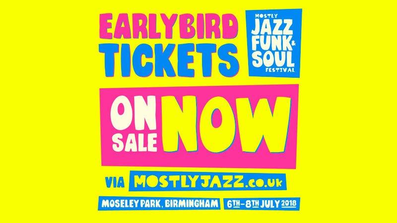 Mostly Jazz Funk And Soul Festival 2018 Birmingham UK Jazzespresso