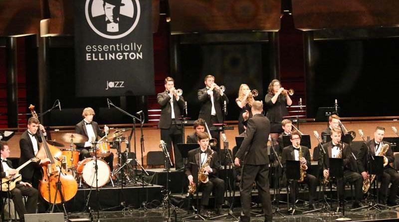 艾靈頓盃音樂大賽與音樂節 Essentially Ellington Competition Festival 2018
