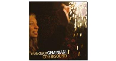 Francesco Geminiani - Colorsound - Auand, 2018 - Jazzespresso cn