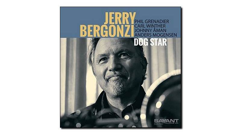 Jerry Bergonzi - Dog Star - Savant, 2018 - Jazzespresso es