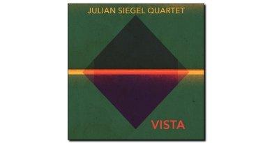 Julian Siegel - Vista - Whirlwind Recordings - Jazzespresso es