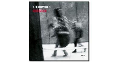 Kit Downes - Obsidian - ECM, 2018 - Jazzespresso es