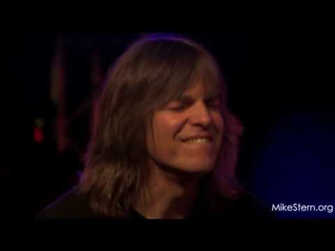 Mike Stern, Chromazone Jazzespresso YouTube Video