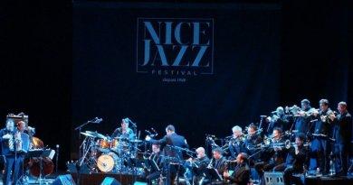 尼斯爵士音乐节 Nice Jazz Festival 2018 法国尼斯市 Jazzespresso Jazz