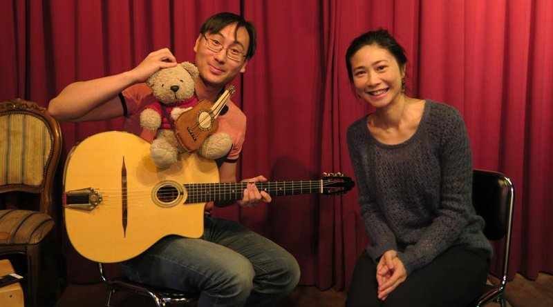 Denis Chang Jazzespresso jazz magazine Eliza Wong Interview