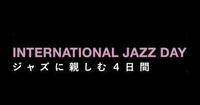 世界爵士樂日 International Jazz Day 2018 日本東京 Jazzespresso