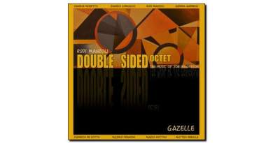 Manzoli Double Sided - Gazelle, Music Joe Henderson - Jazzespresso zh