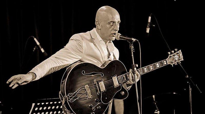 Alessio Menconi 东京现场演出 Japan Jazzespresso 爵士杂志