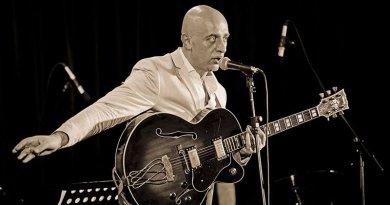 Alessio Menconi live Tokyo Japan Jazzespresso Jazz Magazine