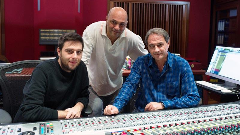 Fabrizio Salvatore Alfa Music Jazzespresso revista jazz Rossato entrevista