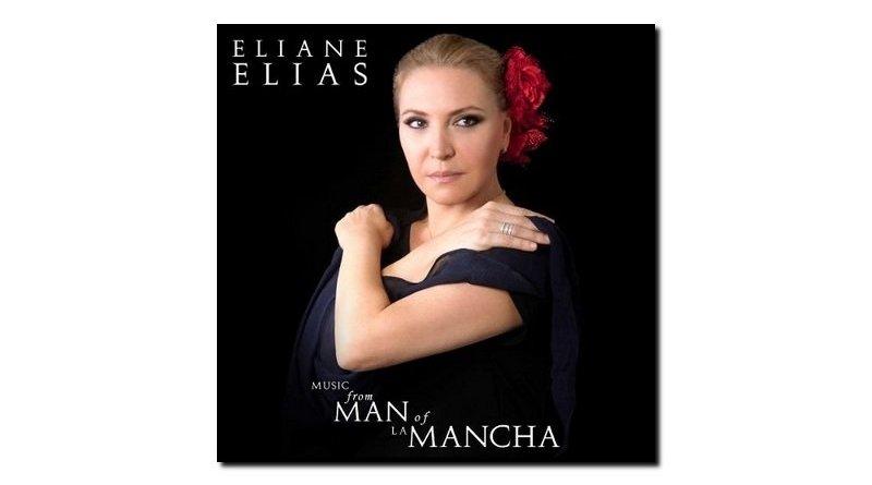 Eliane Elias Music From Man La Mancha Concord JEspresso 爵士雜誌