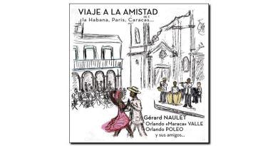 Gerard Naulet - Viaje Amistad, ADLIB, 2018 - Jazzespresso zh