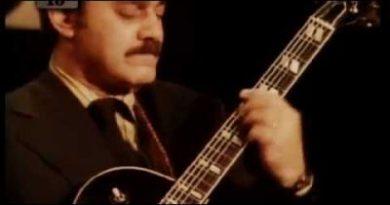 Joe Pass Ella Fitzgerald Hannover YouTube Video Jazzespresso 爵士杂志