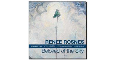 Renee Rosnes Beloved Sky Smoke Session 2018 Jazzespresso 爵士杂志