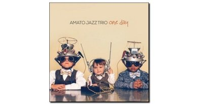 Amato Jazz Trio One Day Abeat 2018 Jazzespresso Revista
