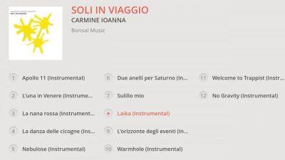 Carmine Ioanna Soli Viaggio YouTube Video Jazzespresso Revista Jazz