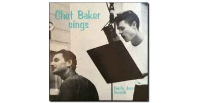 Chet Baker Sings Pacific Jazz Records 1954 Jazzespresso Revista Jazz