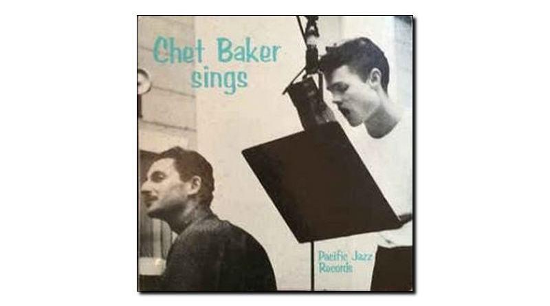 Chet Baker Sings Pacific Jazz Records 1954 Jazzespresso Revista Jazz