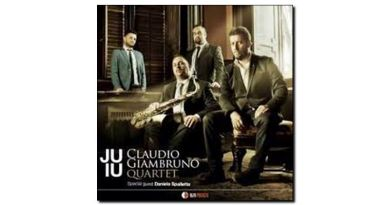 Claudio Giambruno Quartet Juiu Alfa Music 2018 Jazzespresso Rev