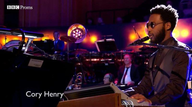 Cory Henry Billie Jean Live BBC YouTube Video Jazzespresso Magazine