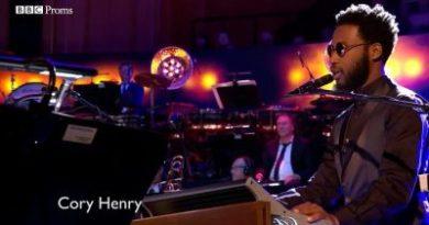 Cory Henry Billie Jean Live BBC YouTube Video Jazzespresso 爵士雜誌