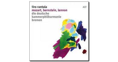 Iiro Rantala Mozart, Bernstein, Lennon ACT 2018 Jazzespresso 爵士杂志