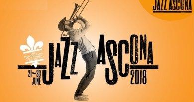 阿斯科纳爵士音乐节 2018 瑞士阿斯科纳 Jazzespresso 爵士杂志